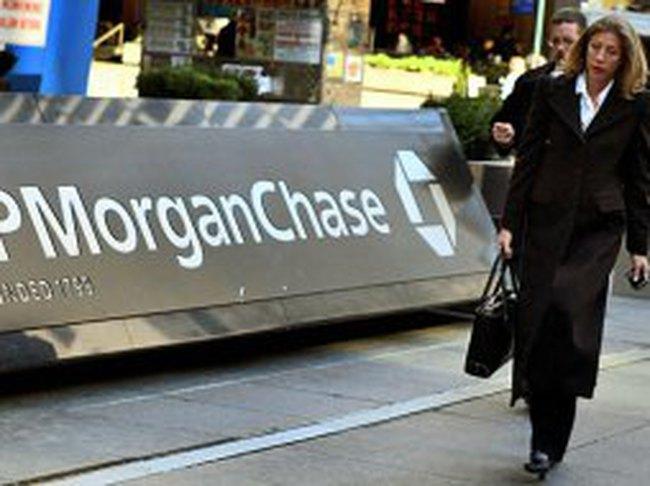 Trả giá cho quá khứ JP Morgan Chase
