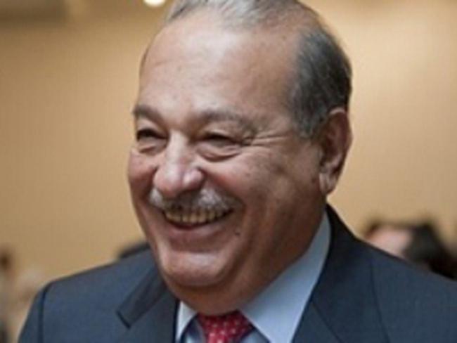 Tỉ phú Carlos Slim tăng cường bành trướng