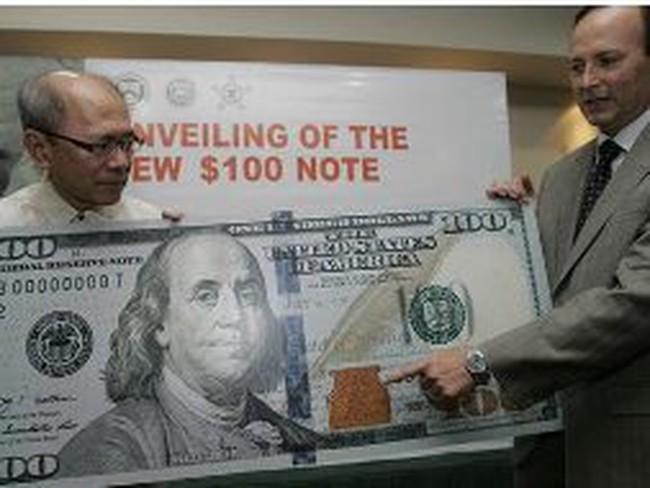 Mỹ in sai 30 triệu tờ 100 USD mới
