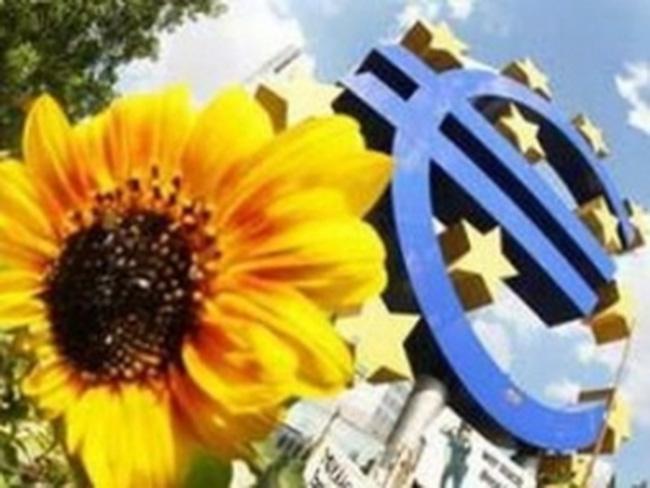 """Eurozone: """"Bão"""" suy thoái tan nhưng vẫn khó khăn"""