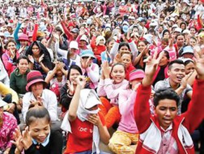Dệt may Campuchia trước ngã rẽ