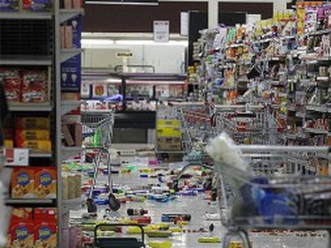 TTCK New Zealand tạm thời đóng cửa vì động đất