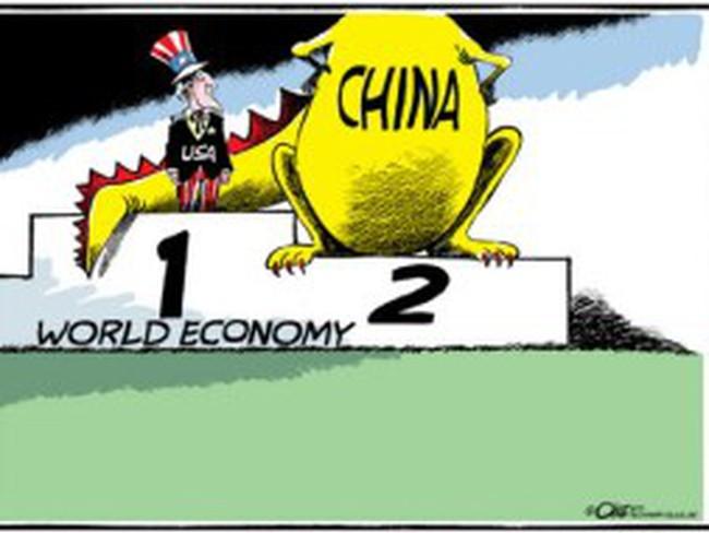Bí mật về 'chiến tranh kinh tế' của Trung Quốc