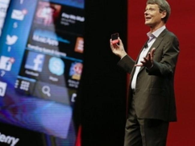 CEO BlackBerry sẽ vớ bẫm nếu bán doanh nghiệp