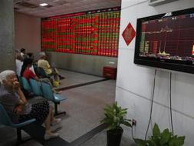 Trung Quốc: Giao dịch CK 'điên loạn' là do lỗi máy tính