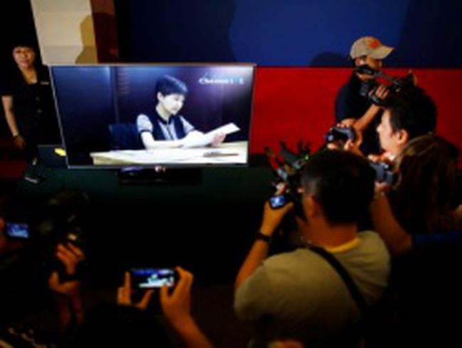 Con trai đầu của Bạc Hy Lai tự hào về cha
