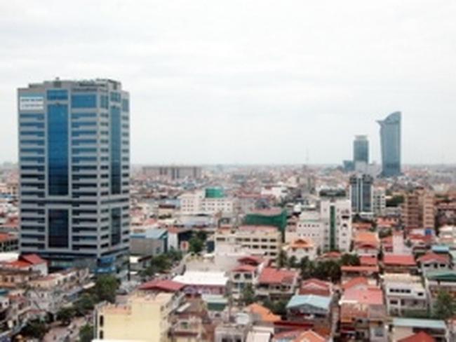 Thu nhập người Campuchia tăng 4 lần sau 20 năm