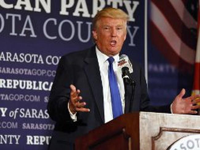 Donald Trump bị kiện