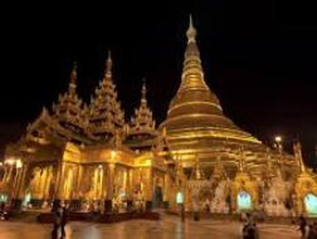 Bất ngờ Myanmar