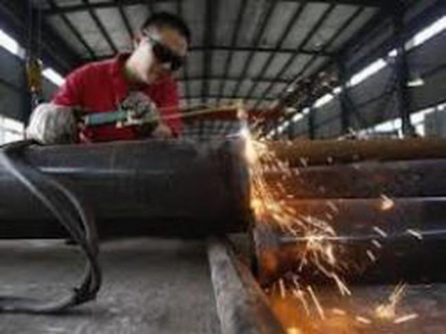 Trung Quốc ngừng công bố thông tin chi tiết về chỉ số PMI