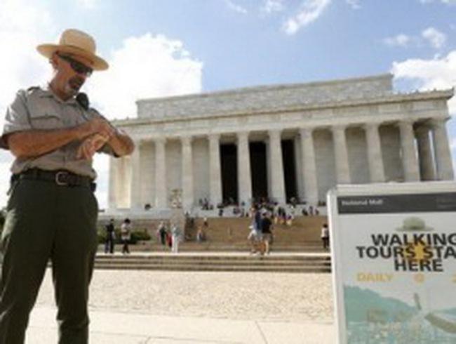 Dân Mỹ bức xúc với việc chính phủ bị đóng cửa