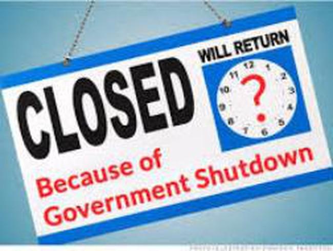 Nhân viên liên bang Mỹ làm gì khi chính phủ đóng cửa?