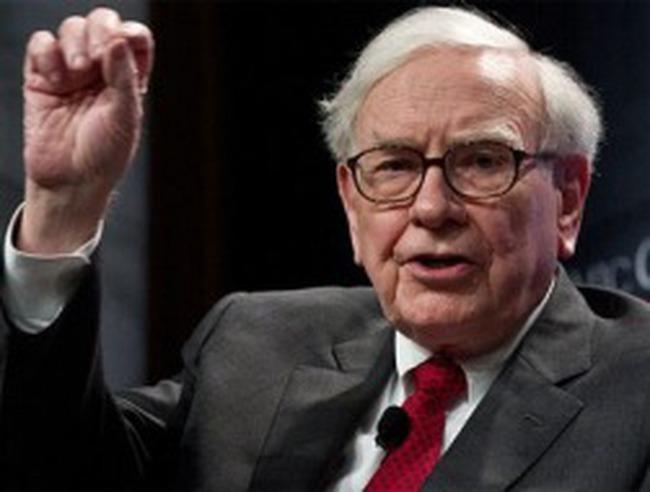 """Warren Buffett kiếm 10 tỷ USD nhờ """"tham lam"""""""