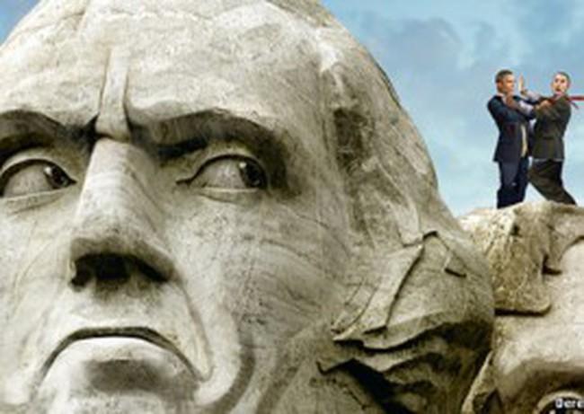 Ai đẩy Mỹ đến vách đá?