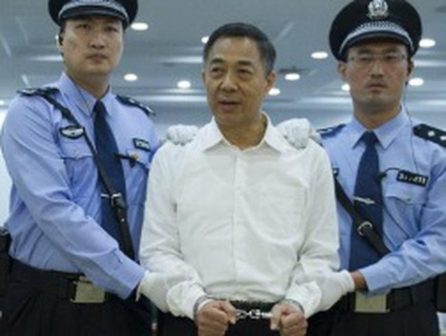 Tòa Trung Quốc chấp nhận cho Bạc Hi Lai kháng án