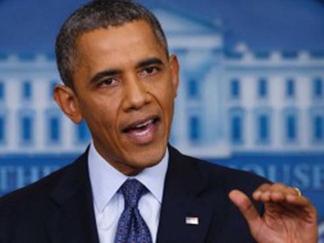 """Tổng thống Obama: """"Tôi mệt mỏi, tôi xin lỗi nhân dân"""""""