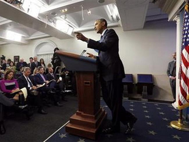 Tổng thống Mỹ: Xoay trục sang châu Á là ưu tiên số 1