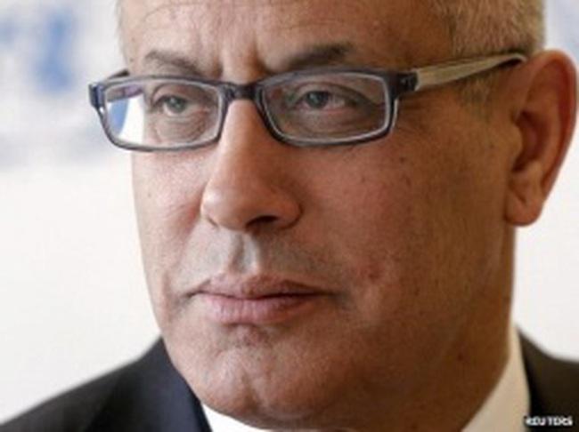 Thủ tướng Libya bị bắt cóc