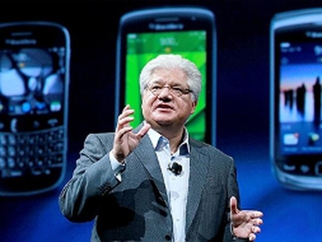 Hai nhà đồng sáng lập sẽ mua lại BlackBerry?