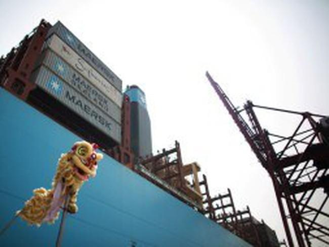 Xuất khẩu của Trung Quốc bất ngờ sụt giảm