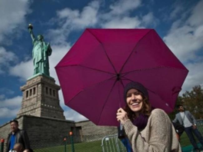 Mỹ: Tượng Nữ thần Tự do được mở cửa trở lại