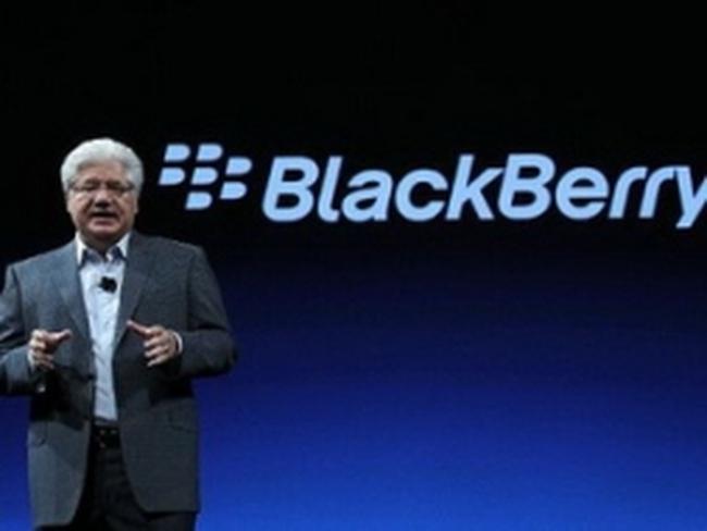 Nhà đồng sáng lập BlackBerry tăng cổ phần lên 8%