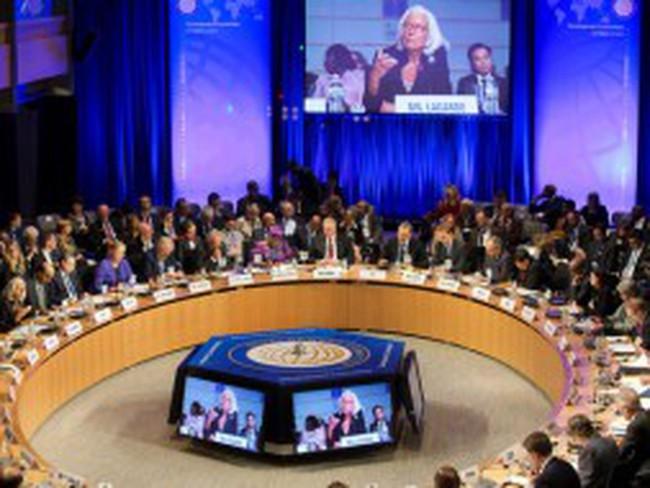 Các NHTW lên kế hoạch đối phó với sự kiện Mỹ vỡ nợ
