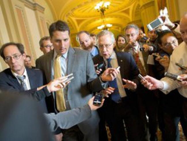 Thượng viện Mỹ tiến gần tới thỏa thuận nâng trần nợ