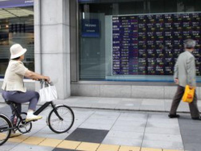 Lạc quan về ngân sách Mỹ, chứng khoán châu Á cao nhất 5 tháng