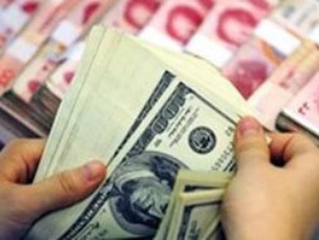Trung Quốc dự trữ ngoại hối lên mức cao kỷ lục