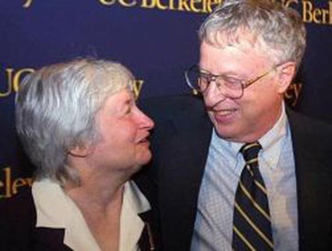 Chuyện tình đẹp của Janet Yellen - nữ Chủ tịch tương lai của FED