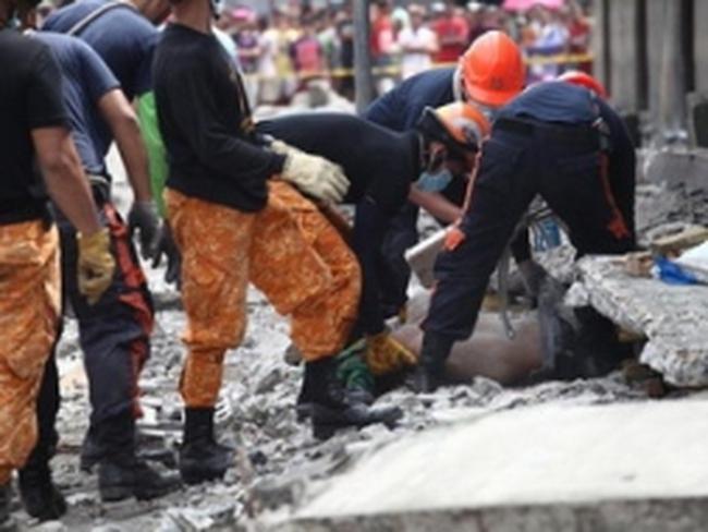 Động đất ở Philippines: Đã có 110 người thiệt mạng
