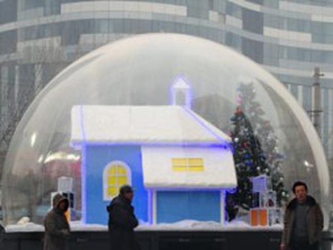 Chủ nhân Nobel Kinh tế 2013 cảnh báo về bong bóng bất động sản Trung Quốc