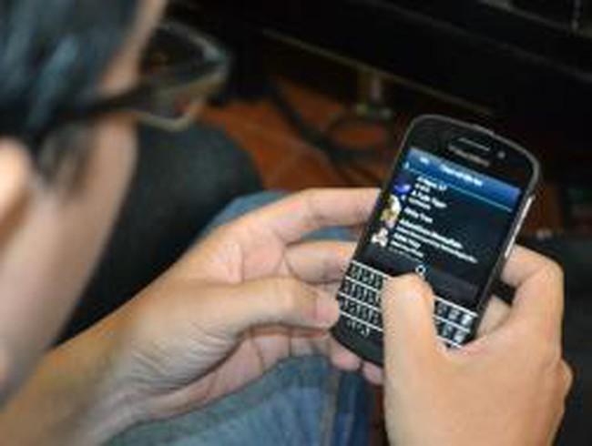 BlackBerry loay hoay tìm đường