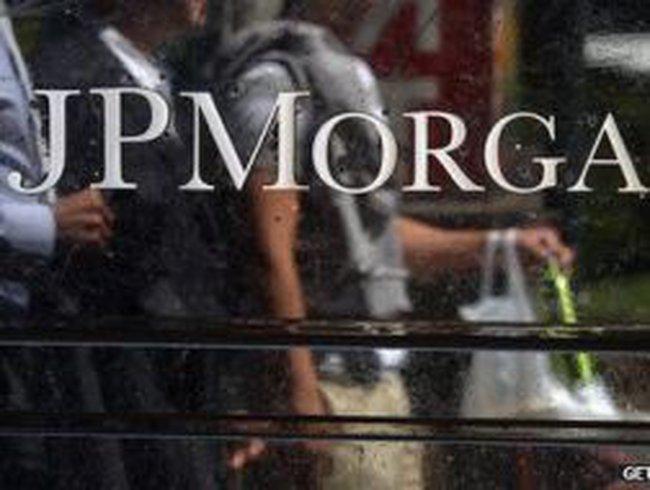 JP Morgan đối mặt với án phạt kỷ lục 13 tỷ USD