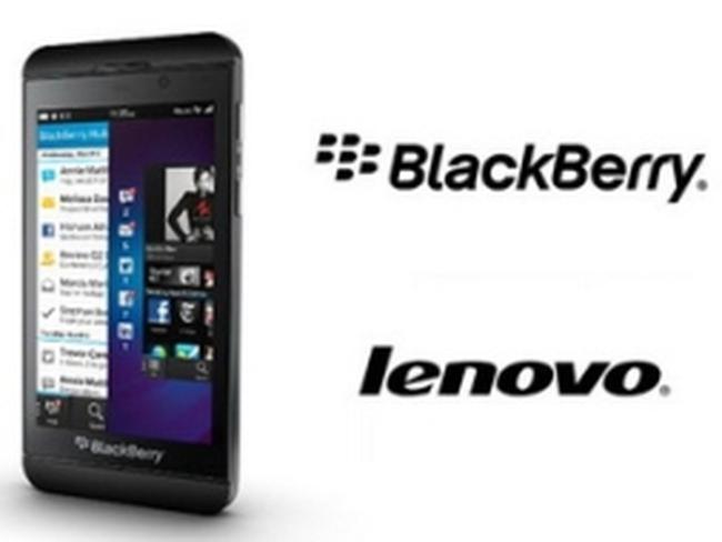 Lenovo xem xét mua lại BlackBerry