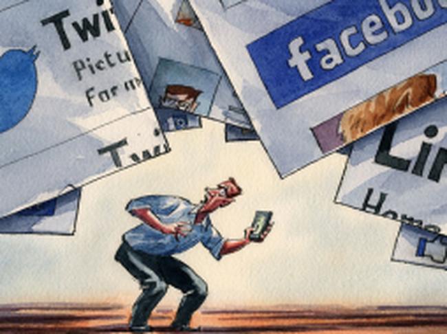 Mạng xã hội trực tuyến vẫn quá mong manh