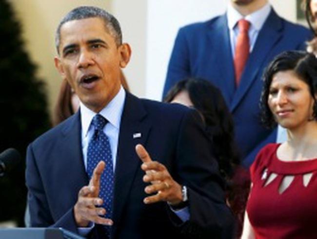 """Tổng thống Mỹ tiếp tục """"cuộc chiến"""" bảo vệ Obamacare"""