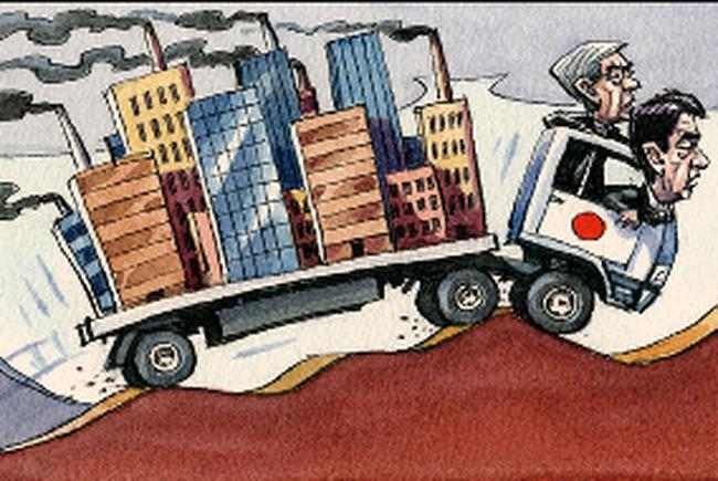 """Tập đoàn 150 tuổi """"chết chìm"""" với Abenomics"""
