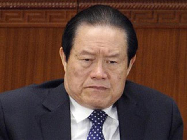 Trung Quốc thành lập tổ đặc biệt điều tra ông Chu Vĩnh Khang?