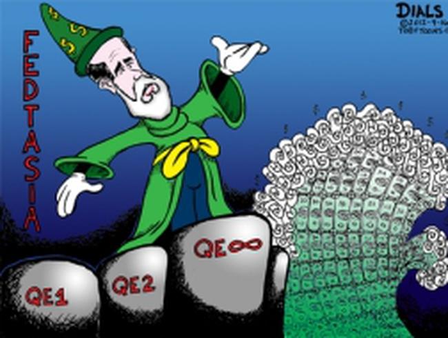 Marc Faber: Fed sẽ tăng quy mô QE lên 1.000 tỷ USD/tháng