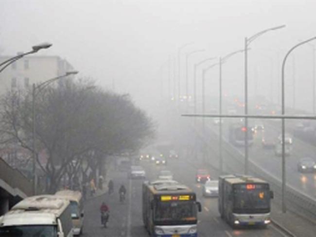 Đóng cửa thành phố 11 triệu dân vì sương mù