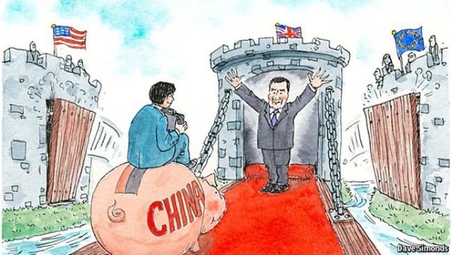 Bước đi khôn ngoan của ngân hàng Trung Quốc
