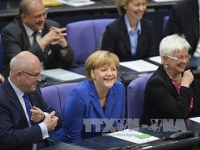 Mỹ nghe lén điện thoại của Thủ tướng Merkel?