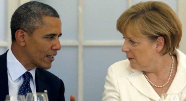 Mỹ nghe lén điện thoại của bà Merkel từ năm 2002