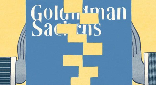 """""""Trường phục hồi nhân phẩm"""" Goldman Sachs"""