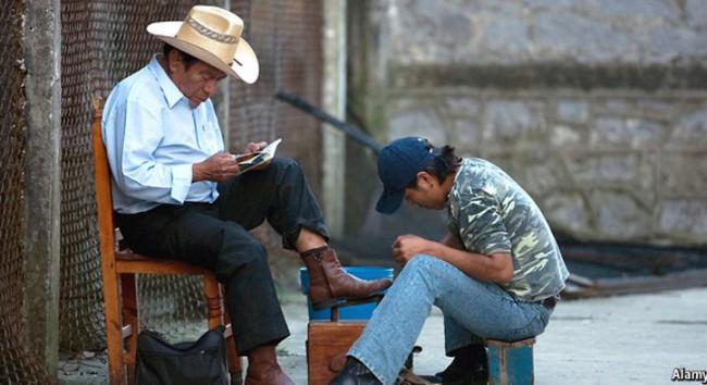Giới trung lưu kiểu Mexico
