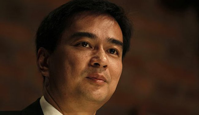 Cựu Thủ tướng Abhisit bị khởi tố vì trấn áp đẫm máu