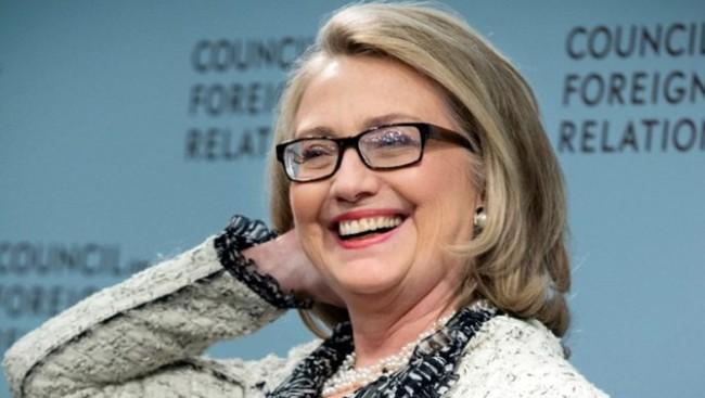 Bà Clinton được hai đảng ủng hộ tranh cử tổng thống