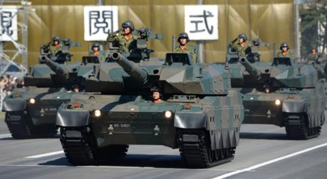 Gia tăng căng thẳng Nhật - Trung